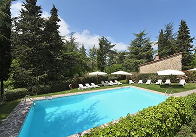 chianti holiday apartment